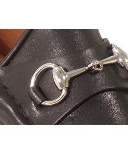 Gucci Classic Lug Sole Horsebit Loafer
