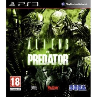 ALIENS vs PREDATOR / JEU CONSOLE PS3   Achat / Vente PLAYSTATION 3