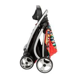 Safety 1st SleekRide Travel System in London Stripe
