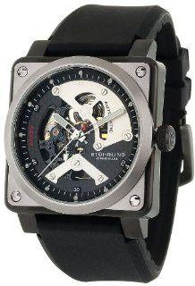 Stuhrling Original Mens 179A.331613 Leisure Raven Diablo Automatic