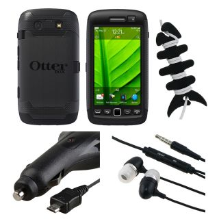 OtterBox Case/ Charger/ Headset Wrap for Blackberry Torch 9850/ 9860