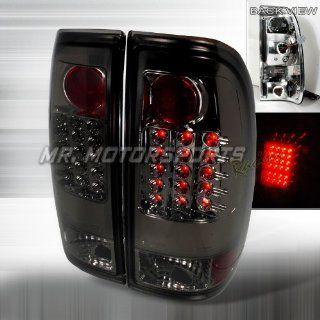FORD F150 STYLESIDE LED TAIL LIGHTS SMOKE    Automotive