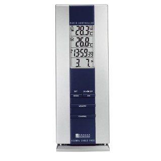 Oregon Scientific RMR182A RF Alarm Clock with Indoor