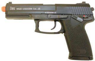 KWA USP MK23 SOCOM Airsoft Gas Gun Pistol Sports
