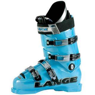 Lange World Cup Mens Comp Pro Ski Boots (Size 9.5)