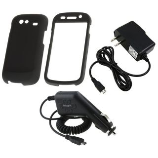 Case/ Car and Travel Charger for Samsung Google Nexus S 4G
