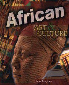 African Art & Culture (World Art & Culture) Jane Bingham