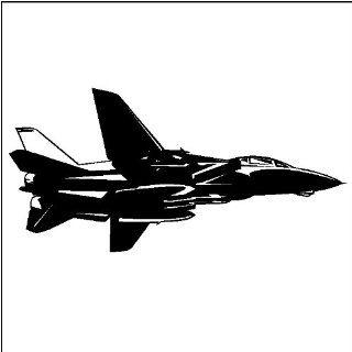F 16 JET FIGHTERWALL STICKERS DECALS ART DECOR, DARK