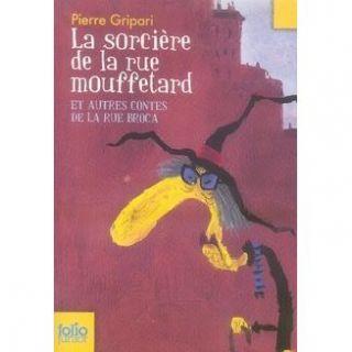 JEUNESSE ADOLESCEN La sorcière de la rue Mouffeard e aures con