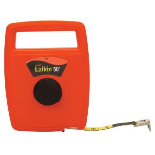 Cooper Hand Tools 100 Foot Fiberglass Tape Measure Today $23.64