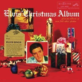 Elvis Christmas Album 180g 33RPM LP Elvis Presley Music