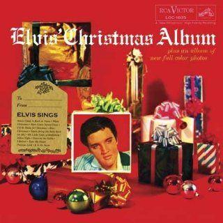 Elvis Christmas Album 180g 33RPM LP Elvis Presley Music
