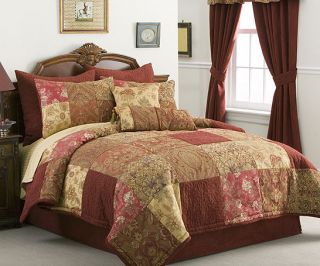 Palma Luxury Bedding Ensemble with 230 thread count Sheet Set
