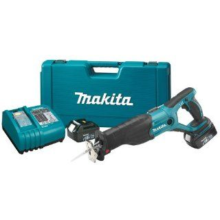 Makita BJR181 18 Volt LXT Lithium Ion Cordless Reciprocating Saw Kit