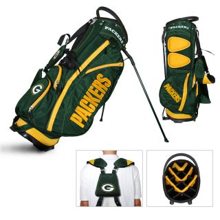 Green Bay Packers NFL Fairway Stand Golf Bag
