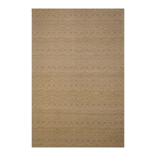 Indo Hand tufted Flat Weave Beige/ Ivory Kilim Rug (56 x 8) Today $