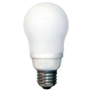 Tcp 8A08WH Cold Cathode CFL, 8W, A19, Medium