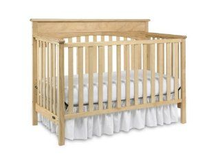 Graco Lauren Classic Crib, Natural Baby