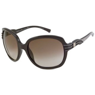 Christian Dior Womens Dior Zerline Rectangular Sunglasses Compare $