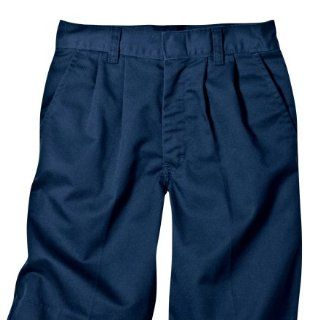 Dickies Boys 8 20 Pleated Front Short   School Uniform