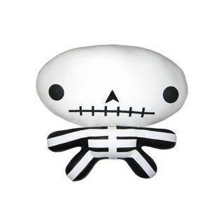 Cuddly Rigor Mortis Plush Doll Skeleton Boy Monster Doll