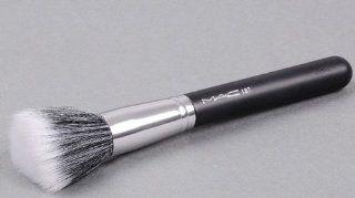 MAC Brush # 187 Duo Fibre brush for Face Beauty