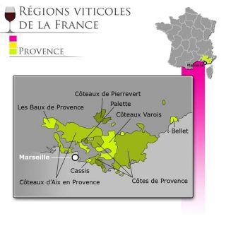 Moment de Minuty Côtes de Provence 2011   Achat / Vente VIN ROSE