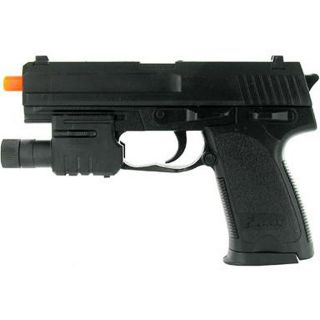 Spring Mini Tactical USP FPS 120 Laser Airsoft Gun