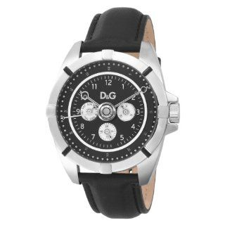 Dolce & Gabbana Mens DW0607 Chalet Analog Watch Watches