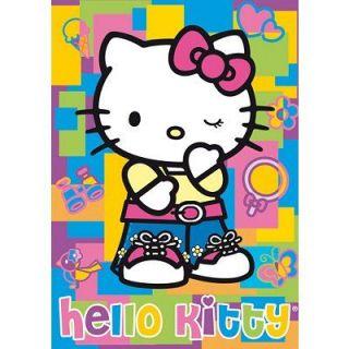 Puzzle 500 pièces   Hello Kitty   Achat / Vente PUZZLE Puzzle