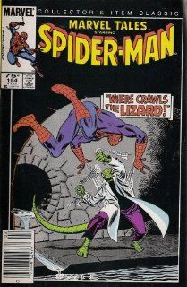 Marvel Tales Starring Spider Man Number 184 (Where Crawls the Lizard