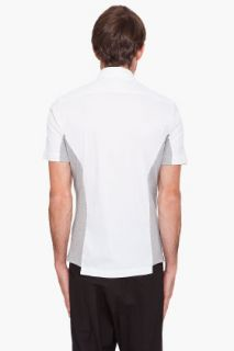 Maison Martin Margiela Contrast Buttondown Shirt for men