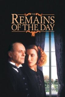 The Remains Of The Day: Anthony Hopkins, Emma Thompson