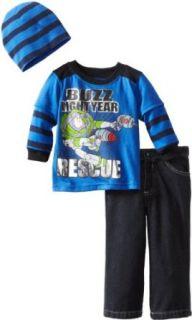 Disney Baby boys Infant 3 Piece Buzz Lightyear To The