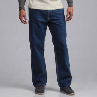 Farmall IH Mens Medium Stonewash Carpenter Jeans