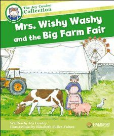 Mrs. Wishy Washy and the Big Farm Fair (Joy Cowley Collection):