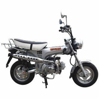 DAX 125cc Gris KOR   Achat / Vente MOTO DAX 125ccGris KOR