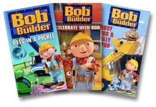 Bob The Builder 3 Pak (Pets In A Pickle/Celebrate With Bob
