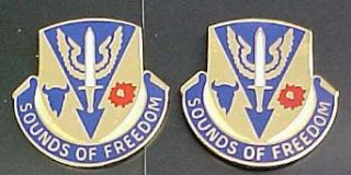 189th Aviation Battalion Distinctive Unit Insignia   Pair
