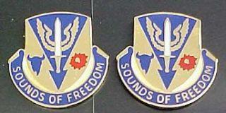 189th Aviation Battalion Distinctive Unit Insignia   Pair