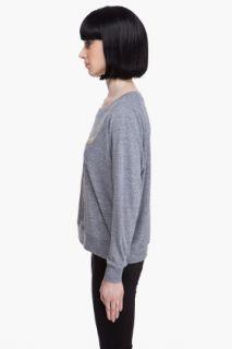 Haute Hippie Longhorn Sweatshirt for women