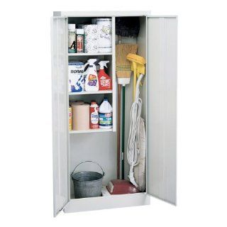 Sandusky Lee Classic Series Janitorial Supply Cabinet