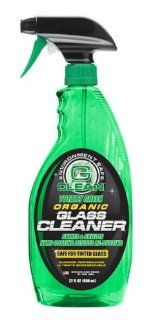 Green Earth Technologies 01205 Organic Glass Cleaner 22 oz :