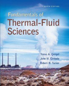 Fundamentals of Thermal Fluid Sciences with Student Resource DVD