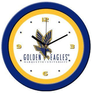 Marquette University Golden Eagles Wall Clock Sports