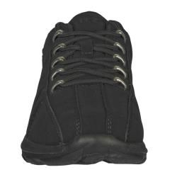 Lugz Mens Notts Black Court Shoes
