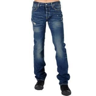 611 W315 Bleu   Achat / Vente JEANS Jeans Japan Rags Basic 611