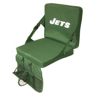 New York Jets Folding Stadium Seat