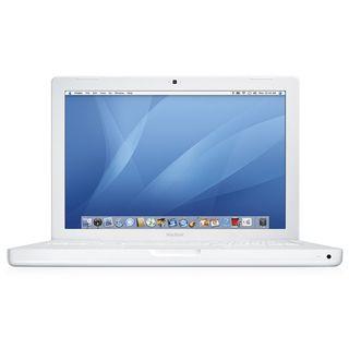 Apple Macbook MA254LL/A Laptop 13.3 Intel Core Duo 1.8Ghz 1GB 60GB DVD