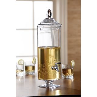 Fifth Avenue Crystal Provence 255 ounce Beverage Dispenser